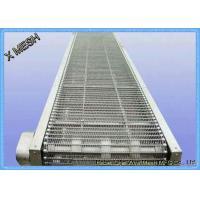 Buy cheap Welded Side Industrial Metal Mesh Food Grade Drying Oven Metal Conveyor Belt from wholesalers