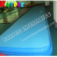 Wholesale Inflatable gymnastic mat , air track ,DWF air track, inflatable sport game from china suppliers