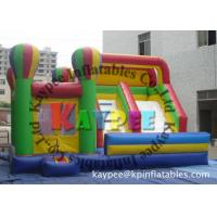 Wholesale Balloon combo ,inflatable combo game,bouncer with slide KCB061 from china suppliers