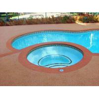 Wholesale Environment Friendly Rubber Flooring Around Swimming Pool Heat Resistance from china suppliers