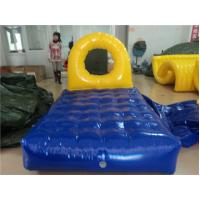 Wholesale Inflatable PVC Tarpaulin Water Toys for Kids , Water Gyro Green and White from china suppliers