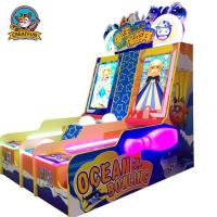 Wholesale 1 Or 2 Player Coin Operated Game Machine Lottery Ticket Bowling Machine Game from china suppliers