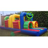 Hot selling  inflatable obstacle course for sale  with 24months warranty GT-OBS-0503