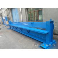 Wholesale Steel Sheet Hydraulic Cutting Machine 1mm PPGI Galvanized Metal Color from china suppliers