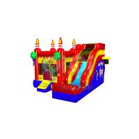 Wholesale Party Inflatable Jumper 6 in 1 Inflatable Combo from china suppliers
