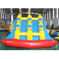 Wholesale Enjoyable Inflatable Water Sport Equipment Flying Fish Inflatable Towable from china suppliers