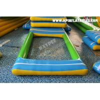 Wholesale Inflatable Water Pond,inflatable water frame for Aqua Park from china suppliers