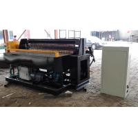 Wholesale Easy Operation Automatic Welded Wire Mesh Machine For 1 / 2 Inch 1 Inch Mesh Size from china suppliers