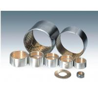 Wholesale Low-Carbon Steel Bi Metal Bearings High Fatigue Strength Use Temperature -40℃~+250℃ from china suppliers
