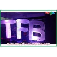 Wholesale Colorful Giant Inflatable Letter Oxford Cloth Inflatable Letters from china suppliers