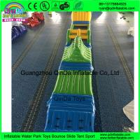 Buy cheap Quality giant inflatable water park, inflatable commercial water park for sale from wholesalers