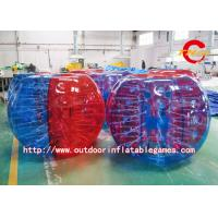 Wholesale Transparent Human Inflatable Bumper Bubble Ball Funny Environmental Protection from china suppliers