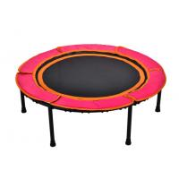 Wholesale Popular in Middle East Rebounder Fitness Exercise Bouncer/ Kids Use Round Toddler Trampoline Bed from china suppliers