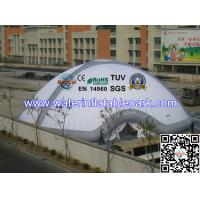 Wholesale Giant Inflatable Tent 18m diameter ,  White Inflatable Dome  Hire For Events from china suppliers