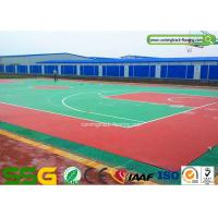 Wholesale Basketball Silicon PU Sports Flooring Fadeless Surface Waterproof from china suppliers