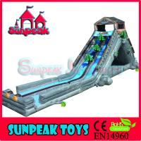 Buy cheap WL-044 2015 Hot Giant Inflatable Water Slide For Adult from wholesalers