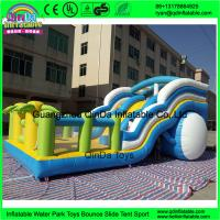 Buy cheap best PVC tarpaulin adult inflatable bounce house for sale,durable flag from wholesalers