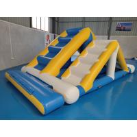 Quality Maldives 125 People Inflatable Water Park For Resort Dimensions 82m*35m for sale