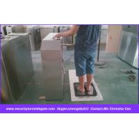 Wholesale Security access control ESD turnstile / Turnstyle Gates with 304 stainless from china suppliers