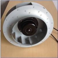 Wholesale EC Centrifugal Fans And Blowers , Industrial Ventilation Fans Backward Curved from china suppliers