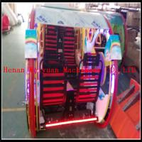 Wholesale high quality 2 wheel amusement park electric car le bar car happy car 2016 best selling item from china suppliers