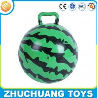 Wholesale wholesale full print kids toys space hopper watermelon ball from china suppliers