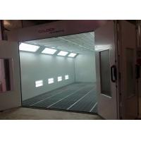 Wholesale Commercial Garage Car Spray Booth EPS Wall Panel 6.9X3.9X2.65 M Internal Size from china suppliers