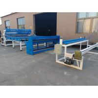 China Welding Firmed Automatic Welded Mesh Panel Welding Machine For Making Mesh Panel on sale
