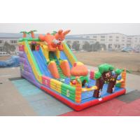 China china manufacturing large inflatable slide for sale commercial inflatable slide playground on sale