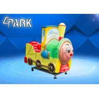 Quality 60W Thomas Kiddie Ride coin operated kiddie rides mini train arcade game for sale