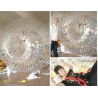 China Colorful PVC Giant Inflatable Human Hamster Ball / zorb water ball for sport games on sale