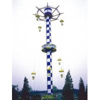 Wholesale Lift Height 52M Screamin Swing View Tower Amusement Equipment from china suppliers