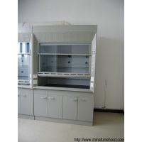 Quality Full Steel Laboratory Fume Cupboards PP / PVC Duct With 30W / 40W Lighting for sale