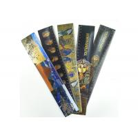 Wholesale Gift Custom Lenticular Printing / 3d Lenticular Ruler Egypt Design Printing from china suppliers