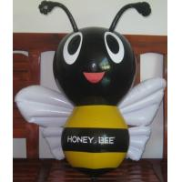 Wholesale pvc inflatable bee for advertising /inflatable pvc bee for promotion /inflatable animal from china suppliers