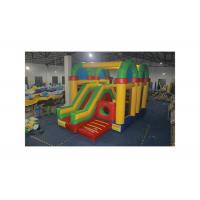 Wholesale Kids Large Inflatable Slide , Commercial Grade Basic Blow Up Inflatable Bouncer Slide from china suppliers