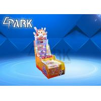 Wholesale Crazy Shot Ball Arcade Bowling Ball Basketball Shooting Machine For Gym Equipment / Game Center from china suppliers