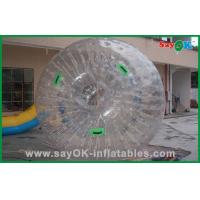 Wholesale Custom Transparent Zorb Ball Large PVC / TPU For Adult / Children from china suppliers
