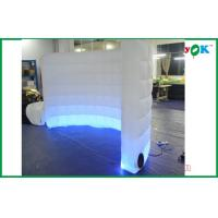 Wholesale Oxford Cloth Inflatable Air Tent White Wedding Inflatable Wall Inflatable Led Wall from china suppliers