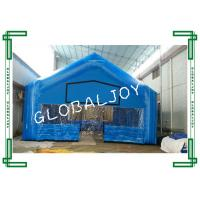 Wholesale Giant Sewed Large Inflatable Tent , Flexible Inflatable House Tent from china suppliers