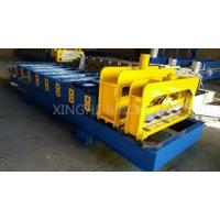 Wholesale 3kw Roof Roll Forming Equipment/ Tiles Making Machine With 9 Rows Rollers from china suppliers