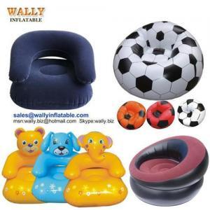 China Inflatable Sofa, Inflatable Football Sofa, Inflatable Football Chair, Inflatable Soccer Sofa on sale