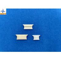 Wholesale Single Row 1.25mm Pitch  Connector , Wire To Board Power Connector Gold Plated Terminal from china suppliers