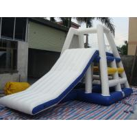 China Inflatable Jungle Climber Water Slide on sale