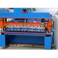 Wholesale Galvanised Steel Sheets Corrugation Roof Panel Roll Forming Machine 12 Months Warranty from china suppliers