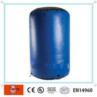 Wholesale OEM Mobile Inflatable Paintball Bunkers For Paintball Field Equipment from china suppliers