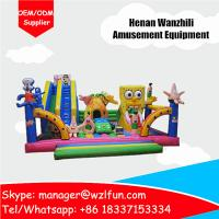 Wholesale inflatable jumping bouncer, adult baby bouncer for sale,inflatable bouncer house from china suppliers