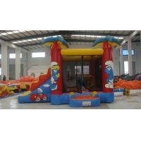 China Small Family Backyard Inflatable Bouncer Castle for Kids/Kids Indoor Inflatable Bouncy Castle on sale