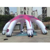 Wholesale 10m 8 legs outdoor movable customized inflatable spider tent with logo for promotion or event from china suppliers