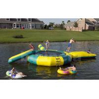 Wholesale water trampoline combo(10) TRC03 from china suppliers